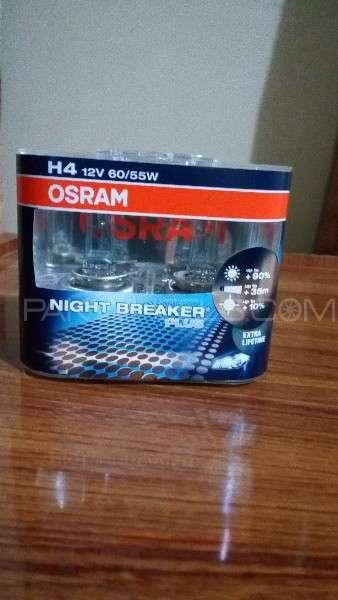osram night breaker plus h4 bulbs for sale in toba tek. Black Bedroom Furniture Sets. Home Design Ideas