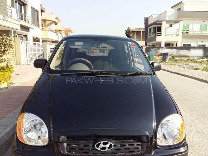 Hyundai Santro Club GV 2014 Image-1
