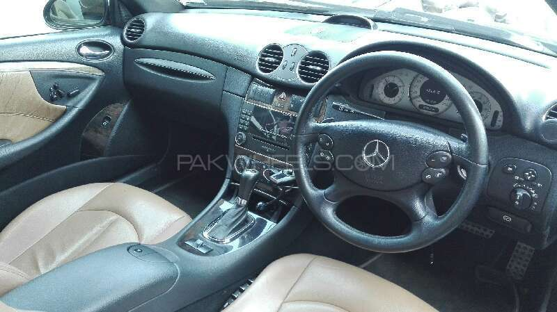 Mercedes Benz C Class 2007 Image-7