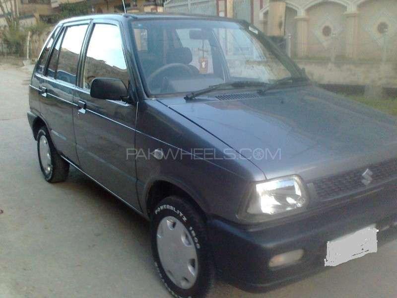Suzuki Mehran VX (CNG) 2011 Image-2