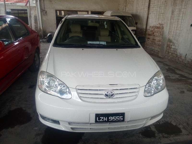 Toyota Corolla 2.0D 2004 Image-1