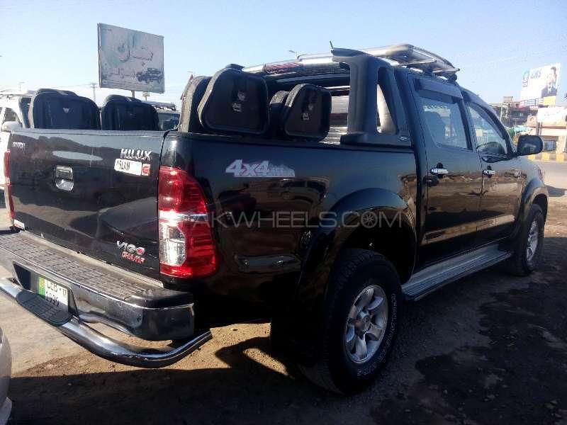 Toyota Hilux D-4D 2012 Image-3