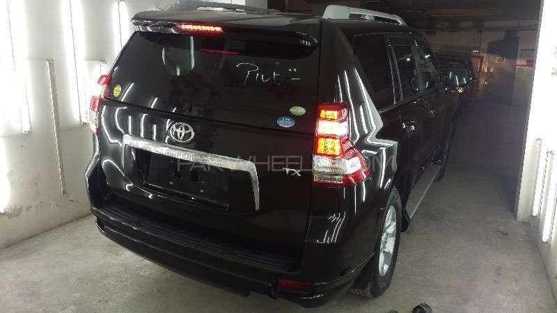 Toyota Prado TX 2.7 2012 Image-4