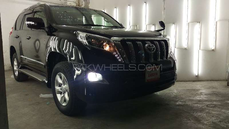 Toyota Prado TX 2.7 2012 Image-2