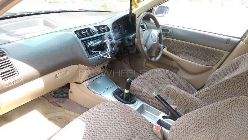 Honda Civic VTi Oriel 1.6 2003 Image-5