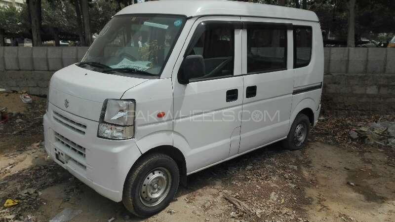 Suzuki Every 2010 Image-3