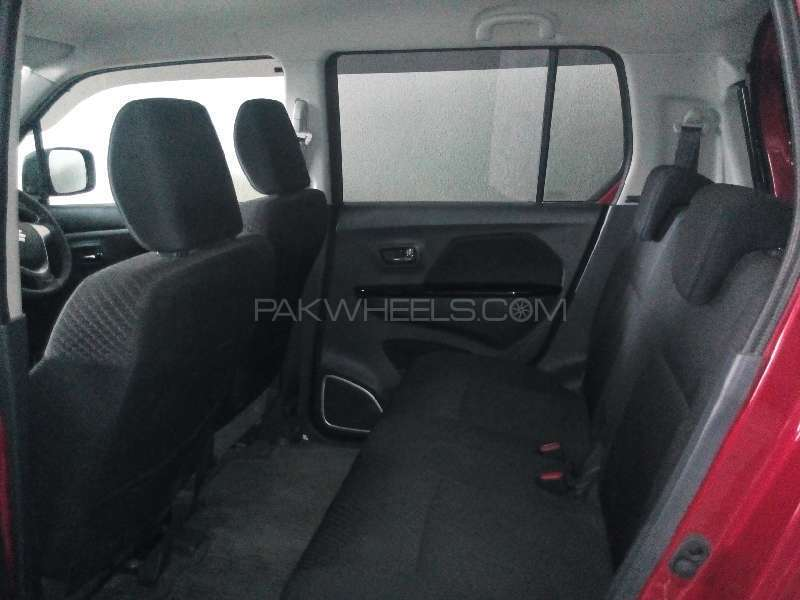 Suzuki Wagon R FX Idling Stop 2013 Image-6