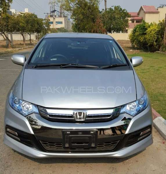 Honda Insight Exclusive XG 2012 For Sale In Lahore