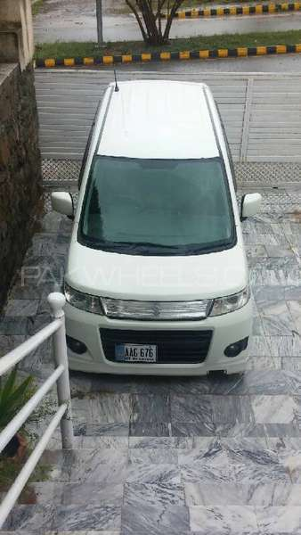 Suzuki Wagon R Stingray Limited II 2010 Image-3
