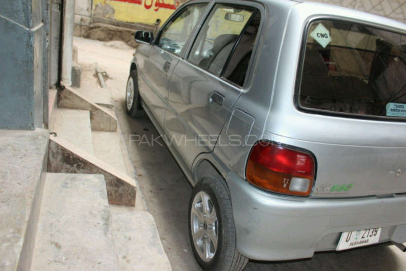 Daihatsu Cuore CX Eco 2006 Image-7