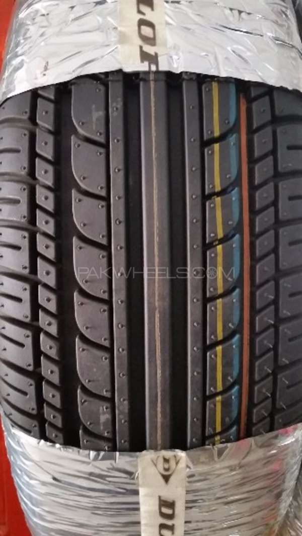 Imported fresh Tyres on discounted rates. Image-1