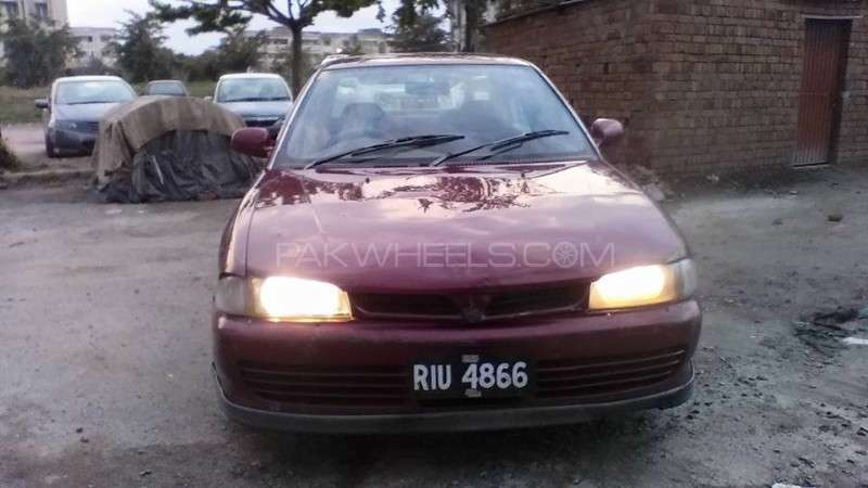 Mitsubishi Lancer 1992 Image-1