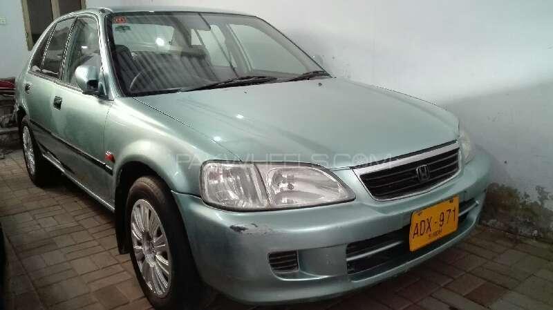 Honda City 2001 Image-1