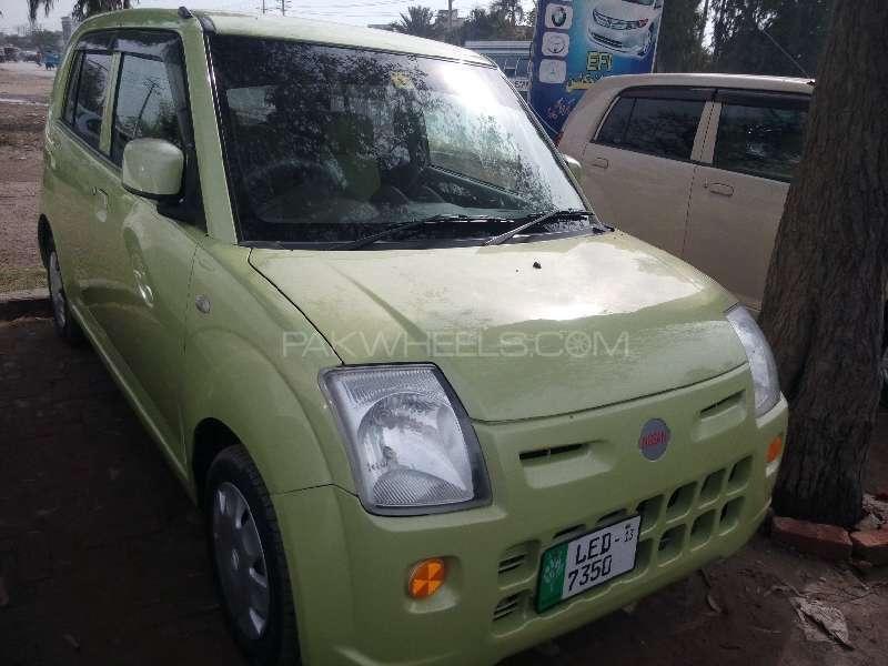 Nissan Pino S 2008 Image-2