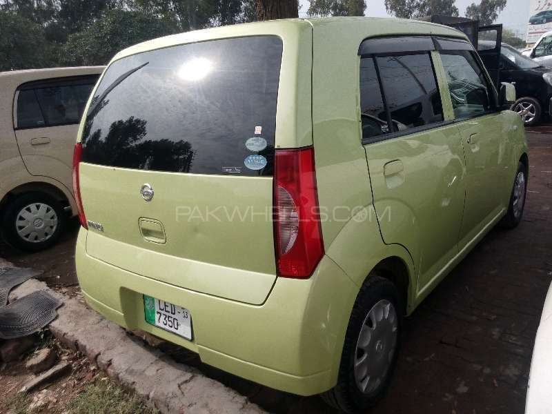 Nissan Pino S 2008 Image-6