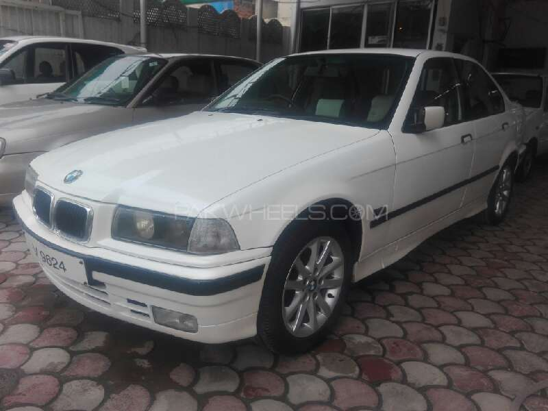 BMW 3 Series 316i 1993 Image-2