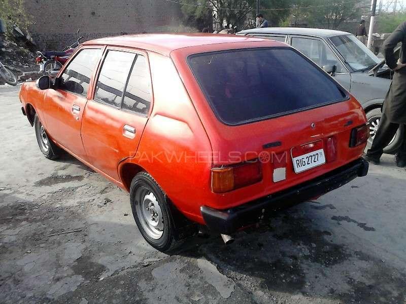 Mazda 323 1979 For Sale In Peshawar Pakwheels