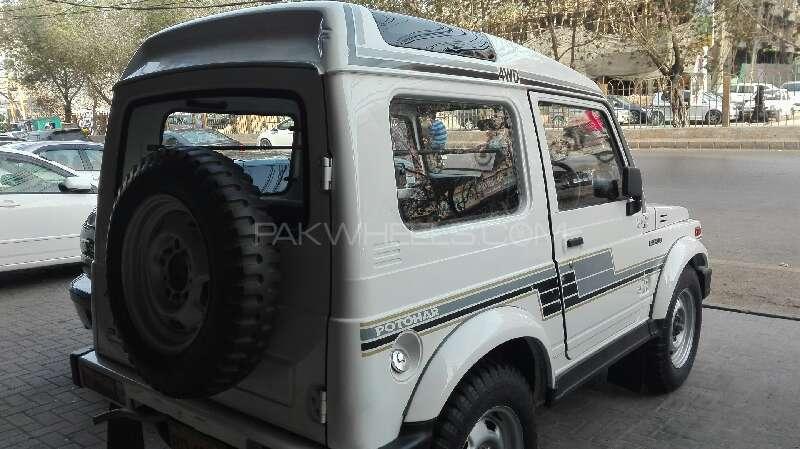 Suzuki Potohar 2006 Image-6