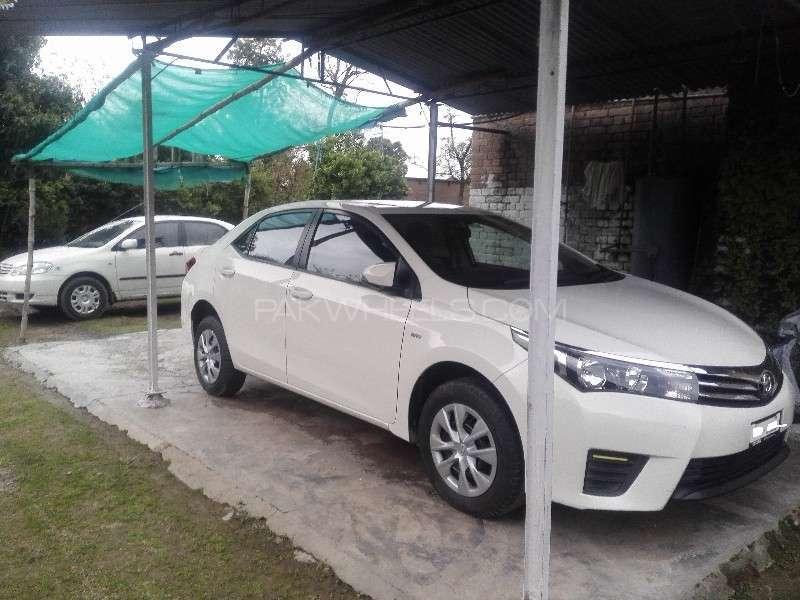 Toyota Corolla GLi 1.3 VVTi 2014 Image-2