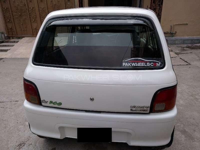 Daihatsu Cuore CX 2007 Image-6
