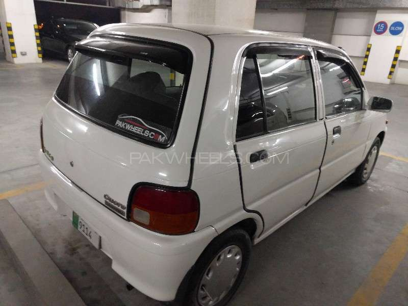 Daihatsu Cuore CX 2007 Image-13