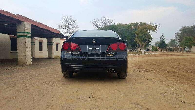 Honda Civic VTi Prosmatec 1.8 i-VTEC 2010 Image-10
