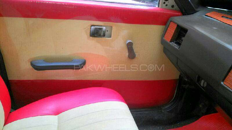 Nissan Sunny LX 1986 Image-4