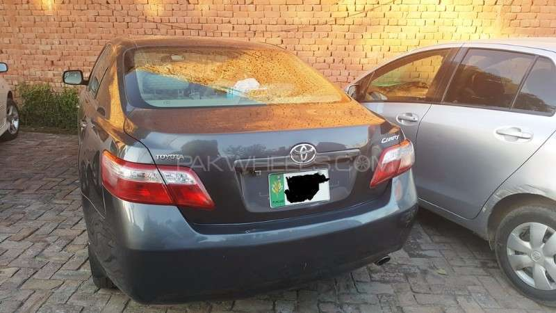 Toyota Camry Up-Spec Automatic 2.4 2008 Image-2