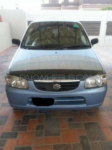 Suzuki Alto VXR 2006 Image-9