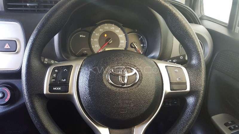 Toyota Vitz F Limited 1.0 2014 Image-4