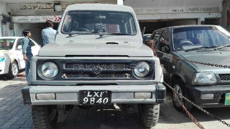 Suzuki Potohar 1998 Image-1