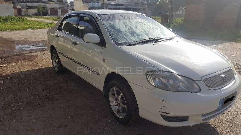 Toyota Corolla GLi 1.3 2004 Image-7