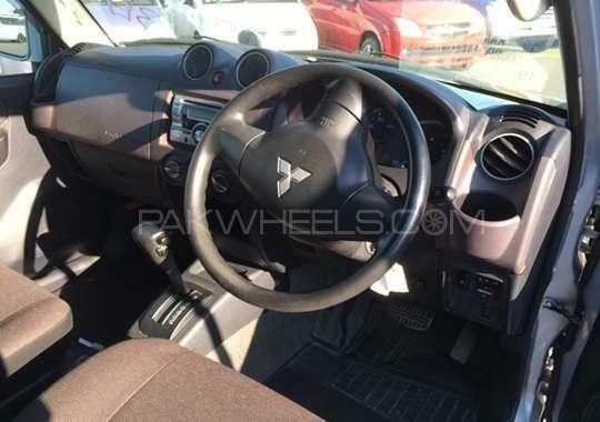 Mitsubishi Pajero Mini 2010 Image-9