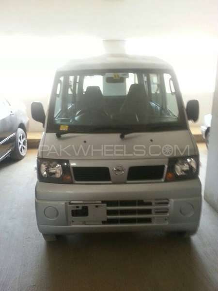 Nissan Clipper E Four Special Pack 2011 Image-1