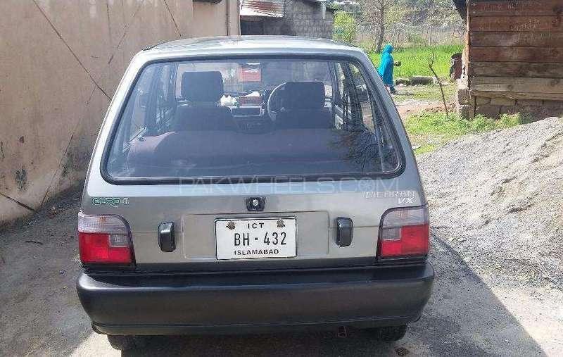 Suzuki Mehran VX Euro II 2014 Image-4