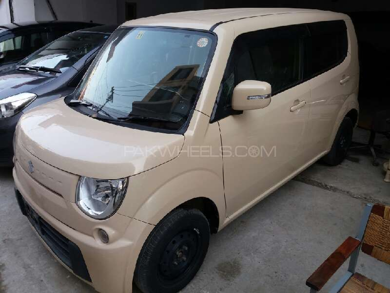 Suzuki MR Wagon X 2012 Image-3