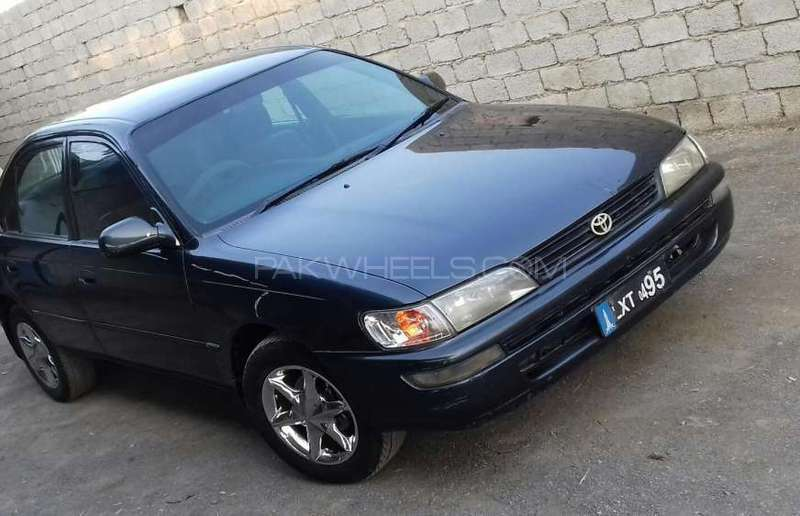 Toyota corolla 2 0d limited 2001 for sale in rawalpindi for 2001 corolla window motor replacement