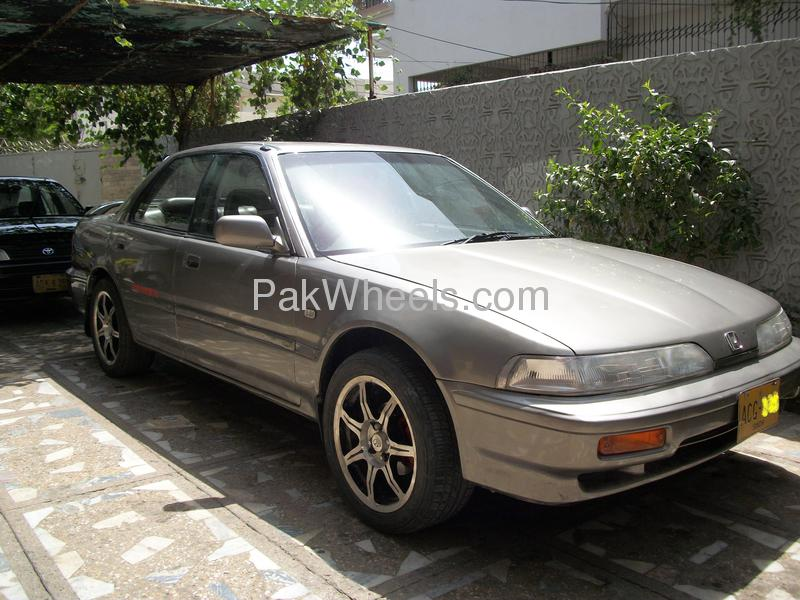 honda accord 1992 for sale in karachi pakwheels. Black Bedroom Furniture Sets. Home Design Ideas