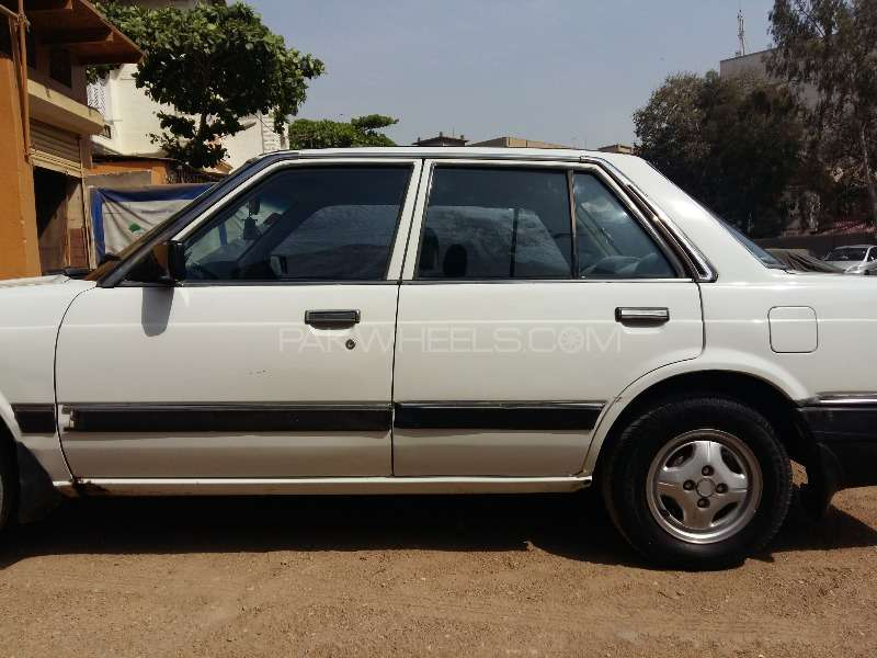 Honda Accord 1985 Image-2