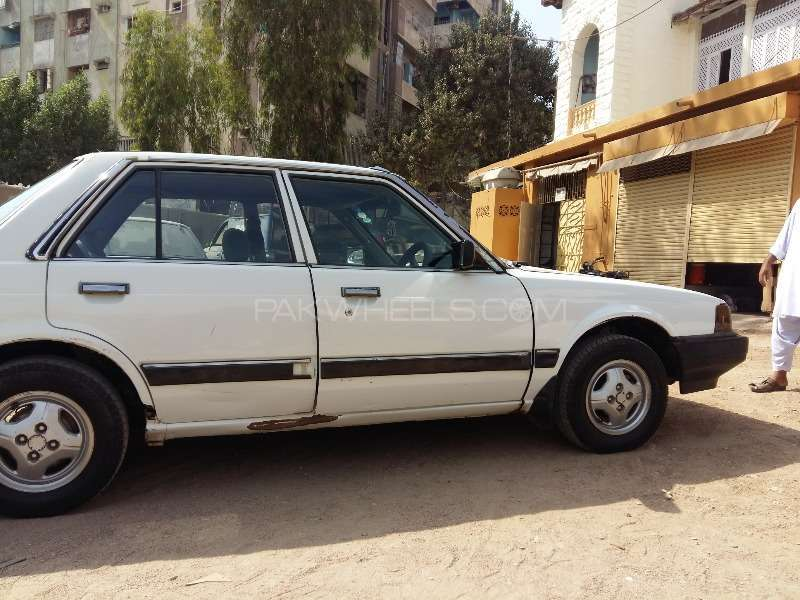 Honda Accord 1985 Image-10