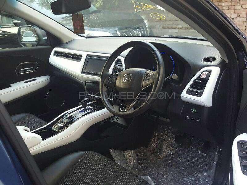 Honda Vezel Hybrid Z 2015 Image-5