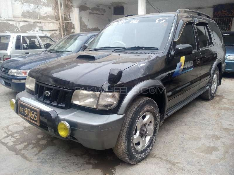 KIA Sportage 2.0 LX 4x4 2003 For Sale In Peshawar