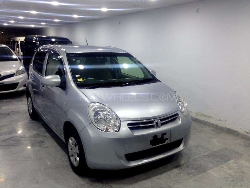 Toyota Passo X L Package 2012 Image-1