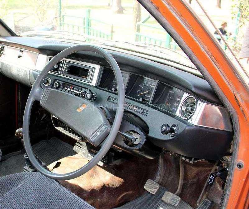 Datsun 120 Y 1977 for sale in Islamabad | PakWheels