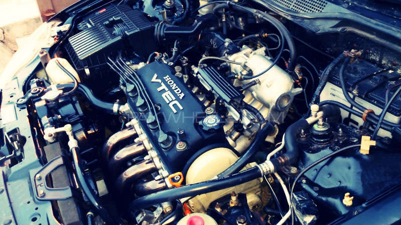 Honda Civic VTi Oriel 1.6 2000 Image-5
