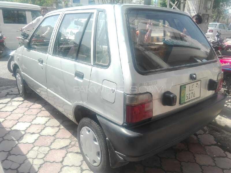 Suzuki Mehran VX 2010 Image-2