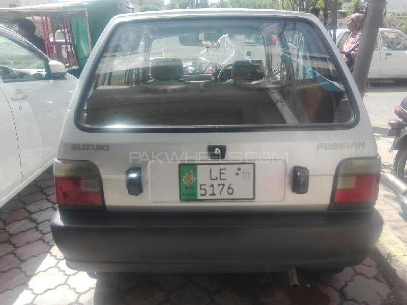 Suzuki Mehran VX 2010 Image-3
