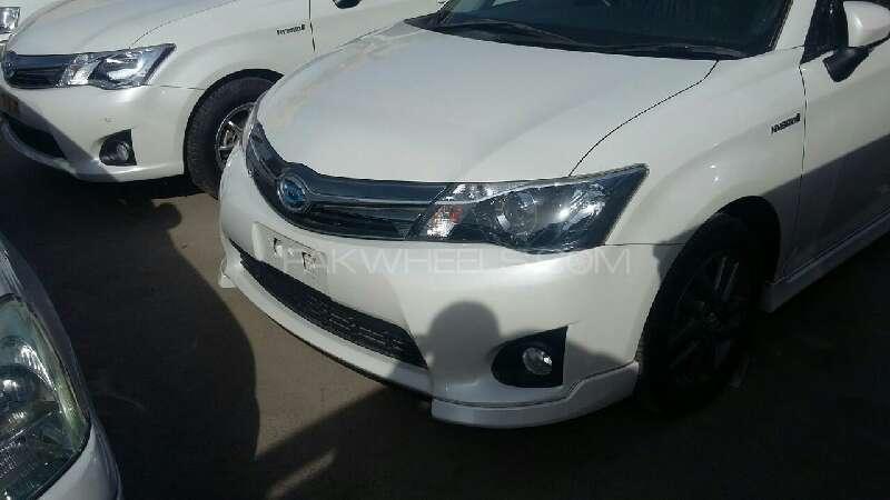 Toyota Corolla Fielder 2013 Image-2