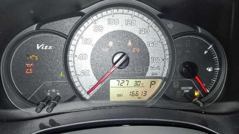 Toyota Vitz 2014 Image-5