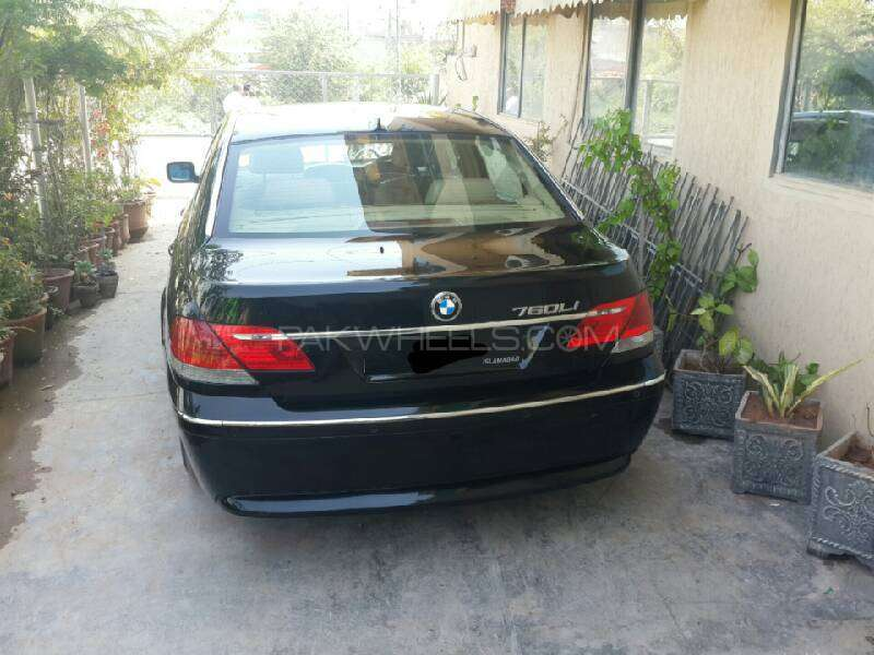 BMW 7 Series 745Li 2004 Image-2